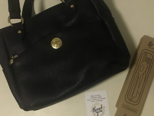 Mini Lelawala Tote Bag photo review