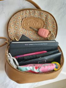 กระเป๋าสะพายข้าง รุ่น Mini Lunette (มินิ ลูเน็ต)