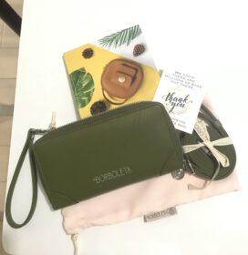 กระเป๋าสตางค์ผู้หญิง รุ่น Oro Women's wallet  (โอ-โร่)