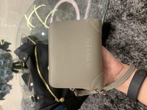 Mini Oro Women's wallet photo review